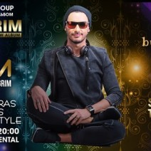 "Nikitin Music group Company and DJ Piligrim invite you to the presentation of the new album ""OM""."